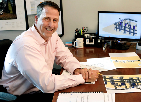 Tom Pergolizzi, Director of Global Sourcing & Supplier Quality Engineering