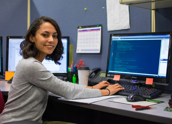 Nina Fernandes, Verification Engineer